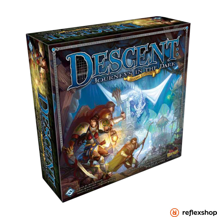 Descent : Journeys in the Dark (második kiadás)