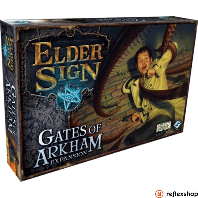 Elder Sign Gates of Arkham angol nyelvű kiegészítő