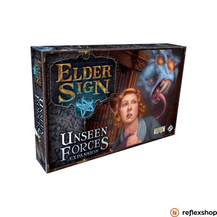 Elder Sign Unseen Forces angol nyelvű kiegészítő