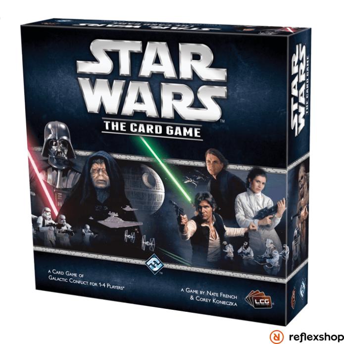 Star Wars LCG kártyajáték, angol nyelvű