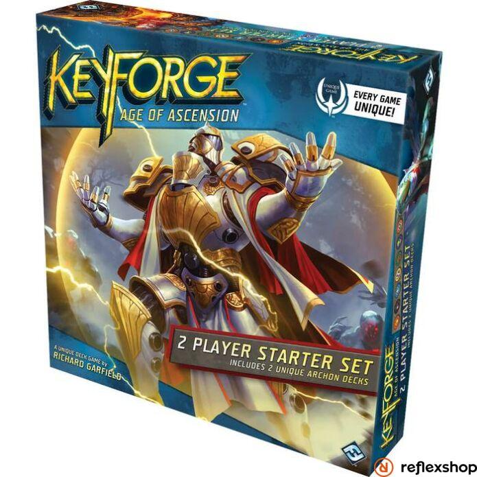 KeyForge Age of Ascension alapkészlet, angol