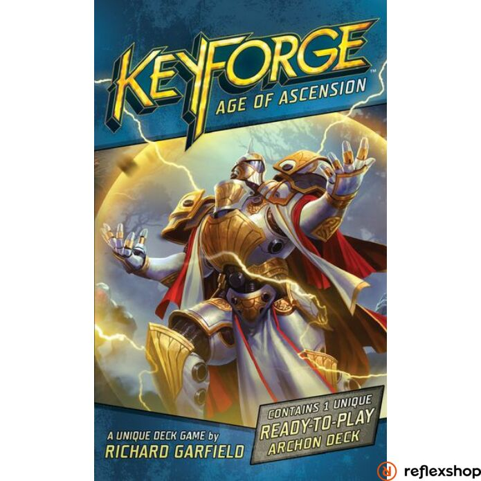 KeyForge Age of Ascension pakli, angol nyelvű