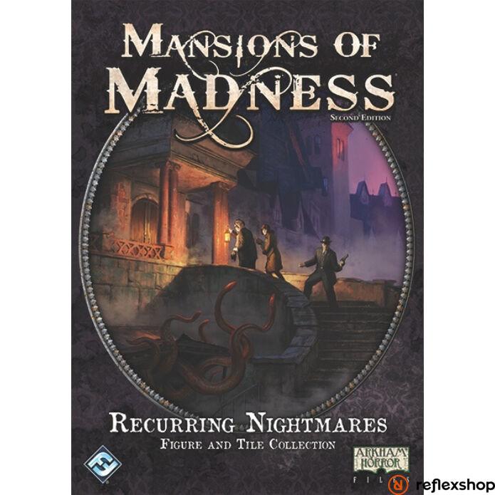 Mansions of Madness társasjáték Recurring Nightmares angol nyelvű kiegészítő