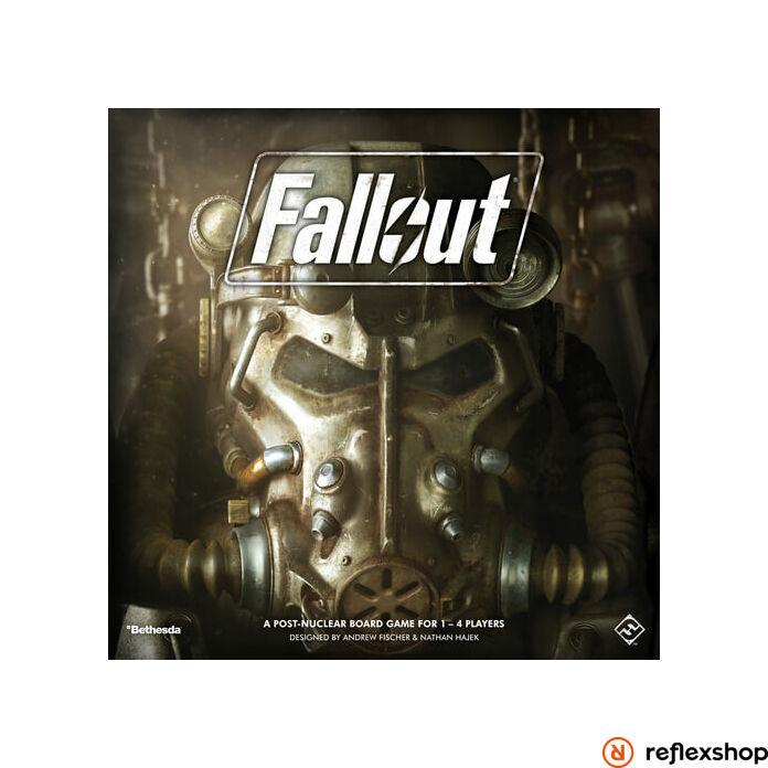 Fallout angol nyelvű társasjáték