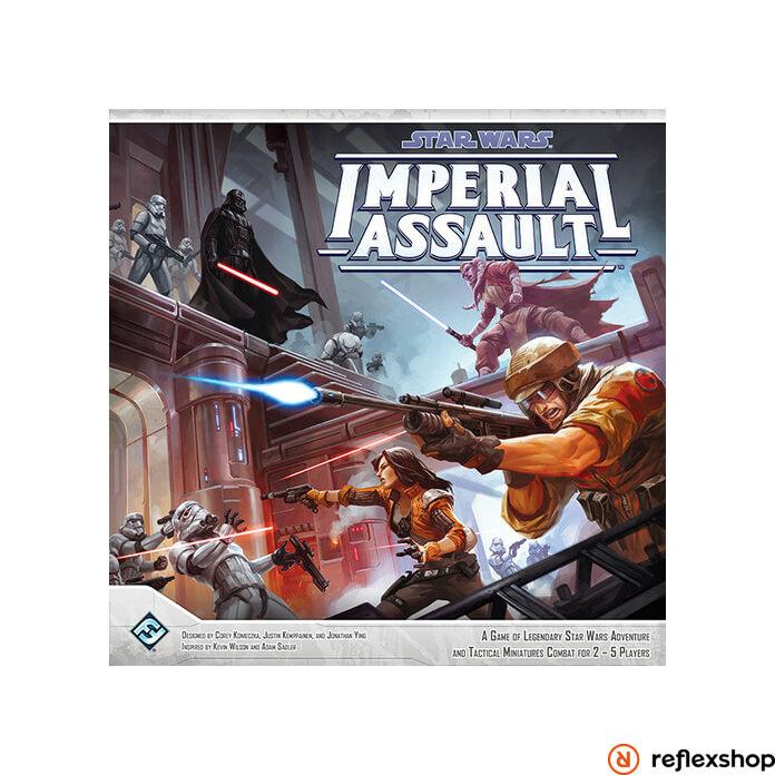 Star Wars Imperial Assault angol nyelvű társasjáték