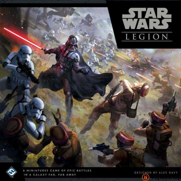 Star Wars Legion társasjáték, angol nyelvű