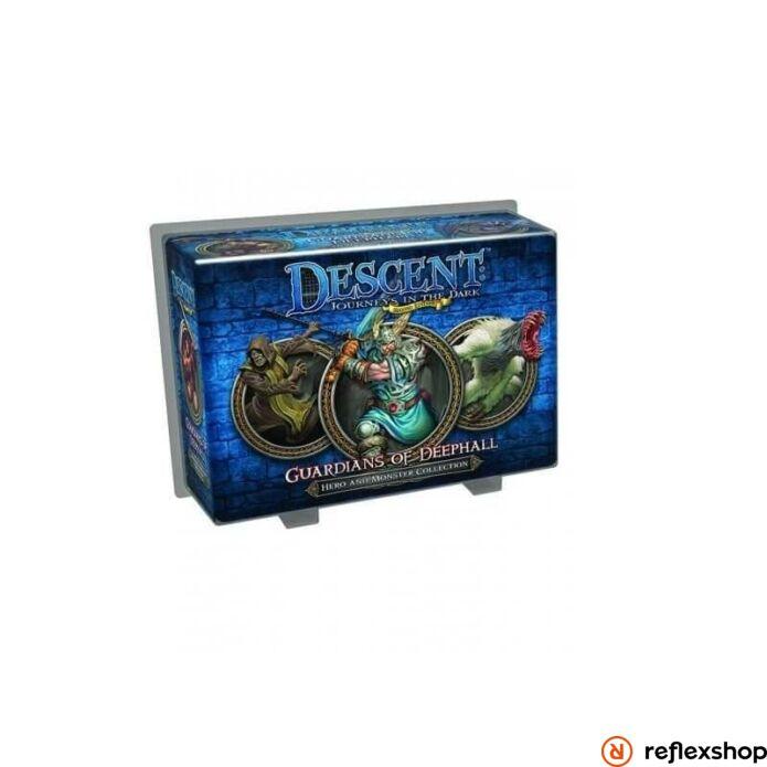 Descent: Guardians of Deephall kiegészítő