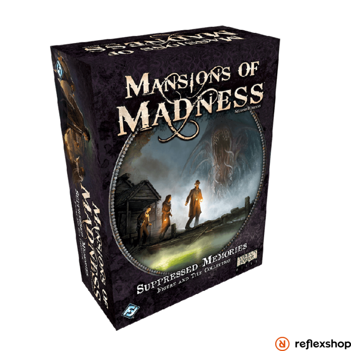 Mansions of Madness: Suppressed Memories kiegészítő