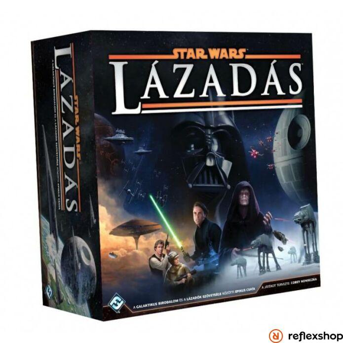 Star Wars: Lázadás társasjáték