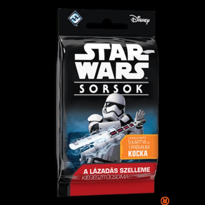 Star Wars Sorsok: A Lázadás szelleme kiegészítő