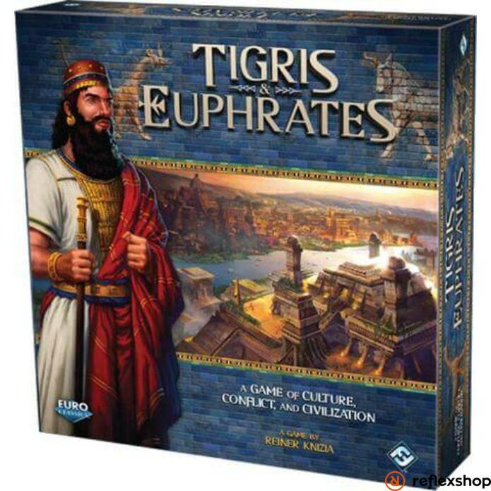 Tigris & Euphrates angol nyelvű társasjáték