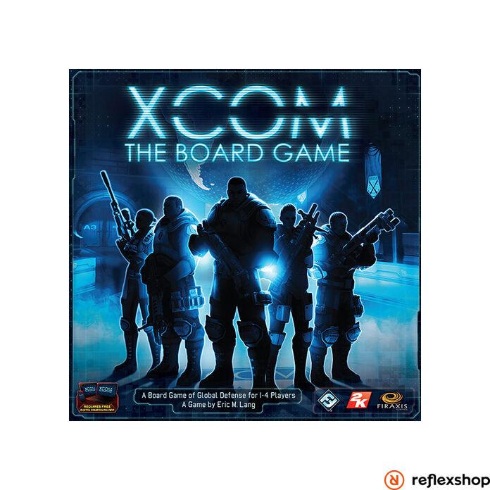 XCOM: The Boardgame angol nyelvű társasjáték