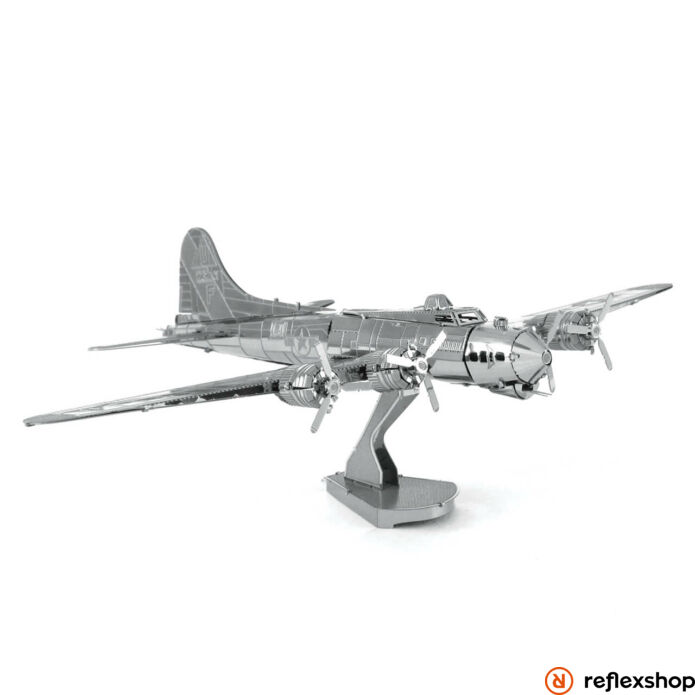 Metal Earth Boeing B-17 Flying Fortress repül?gép