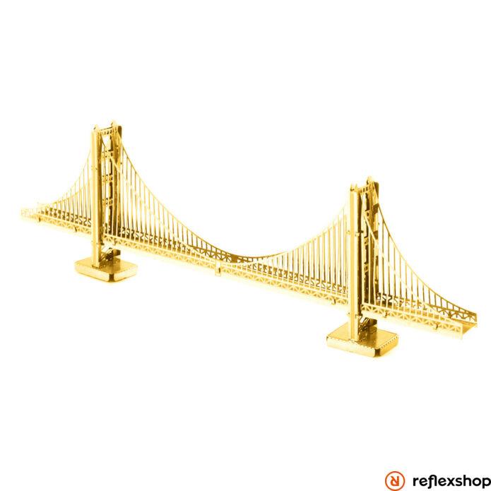 Metal Earth Golden Gate híd - aranyszín?