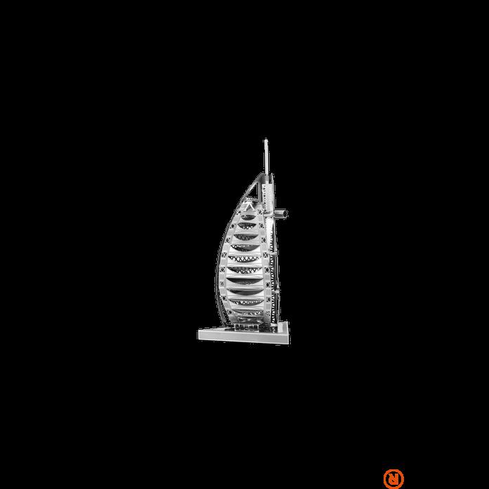 Metal Earth ICONX Burj Al Arab