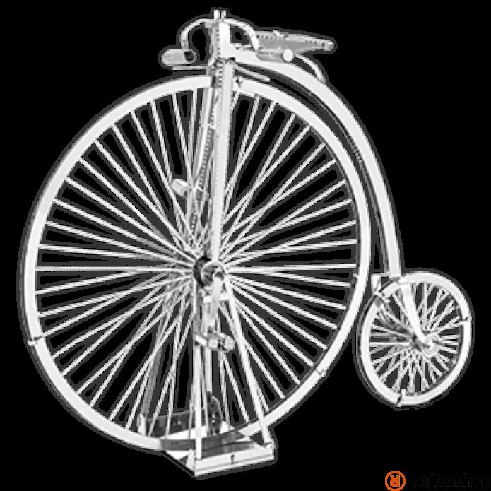 Metal Earth Penny Farthing bicikli