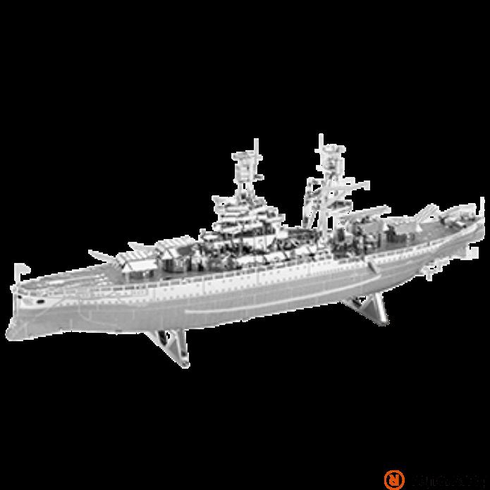 Metal Earth USS Arizona hajó