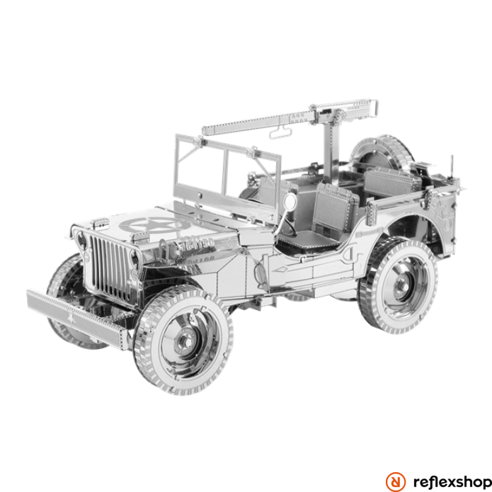 Metal Earth ICONX Willy's Jeep