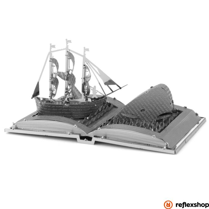 Metal Earth Moby Dick - Reflexshop