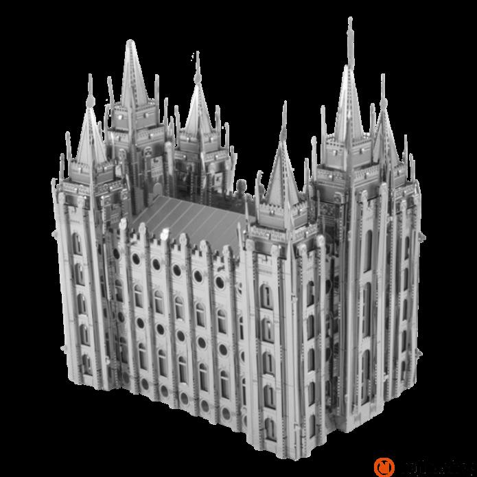 Metal Earth Salt Lake City temploma - Reflexshop