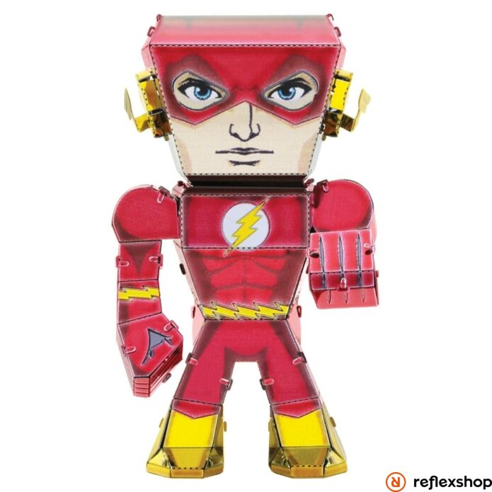 Metal Earth DC Igazság Ligája - Flash, a villám mini modell