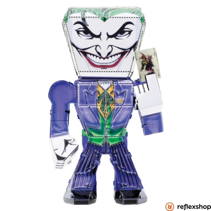 Metal Earth DC Igazság Ligája - Joker mini modell