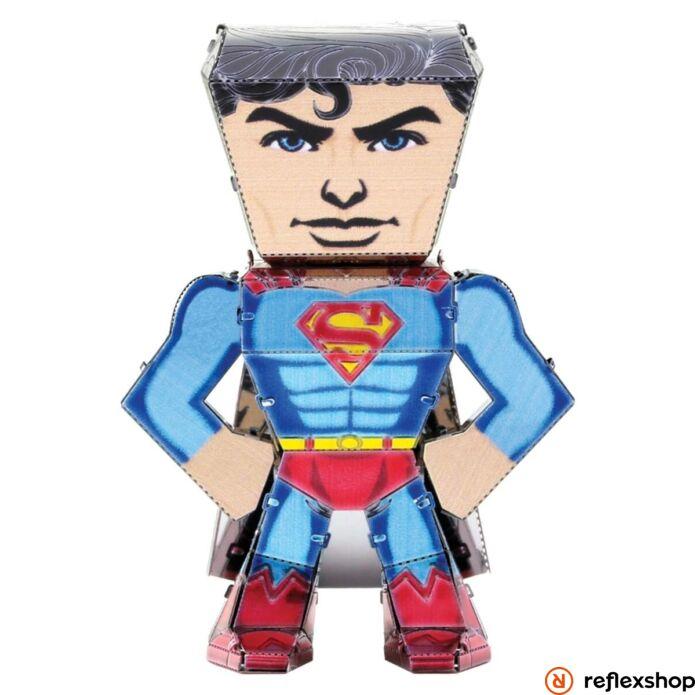 Metal Earth DC Igazság Ligája - Superman mini modell
