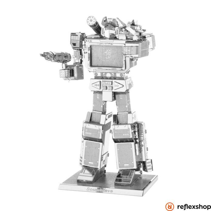 Metal Earth Transformers - Soundwave