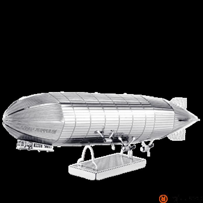 Metal Earth Graf Zeppelin léghajó