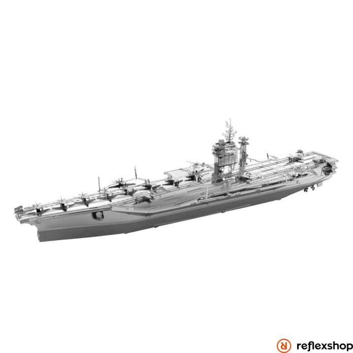 Metal Earth USS Roosevelt anyahajó