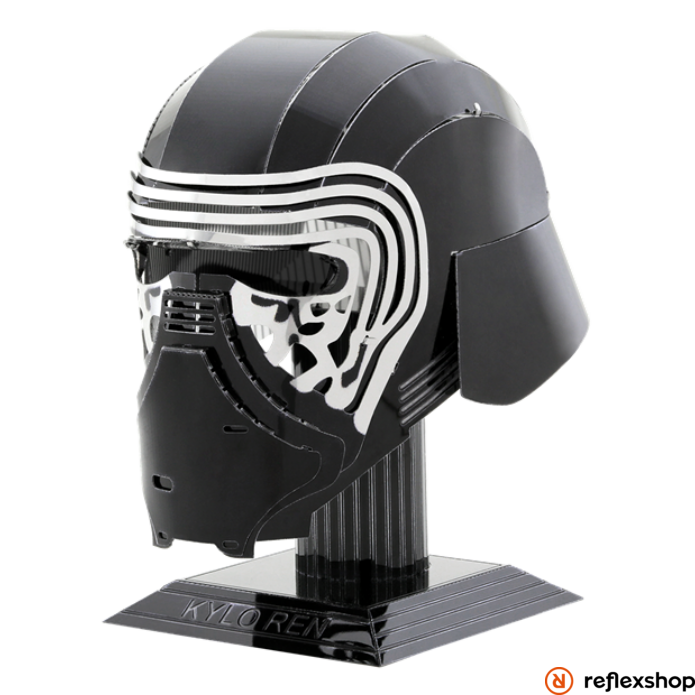 Metal Earth Kylo Ren sisakja