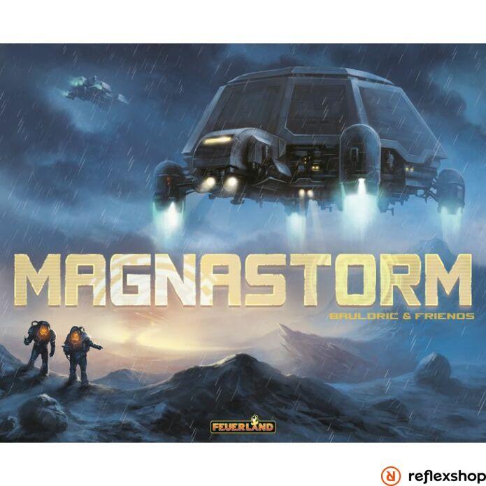 Magnastorm angol nyelvű társasjáték