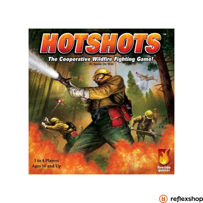 Hotshot angol nyelvű társasjáték