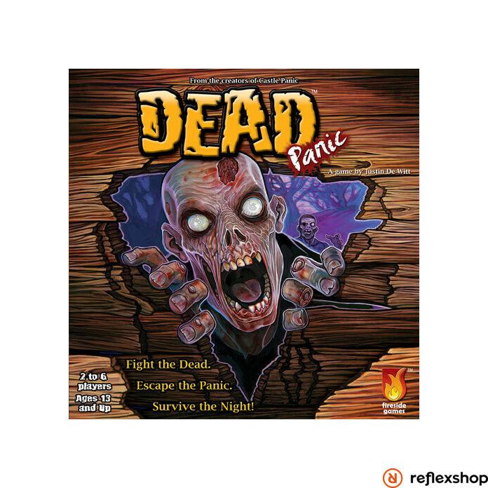 Dead Panic angol nyelvű társasjáték