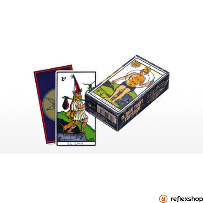 Fournier Esoteric Tarot kártya