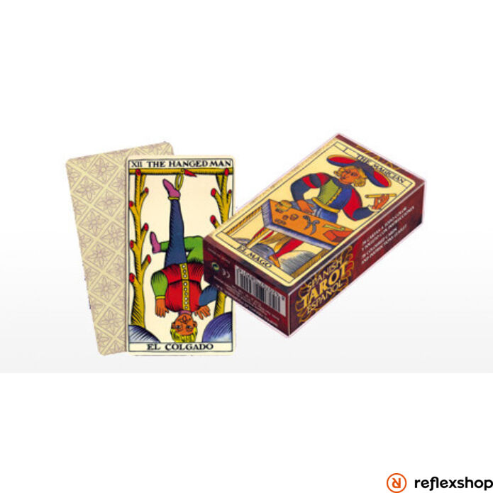 Fournier Spanish Tarot kártya