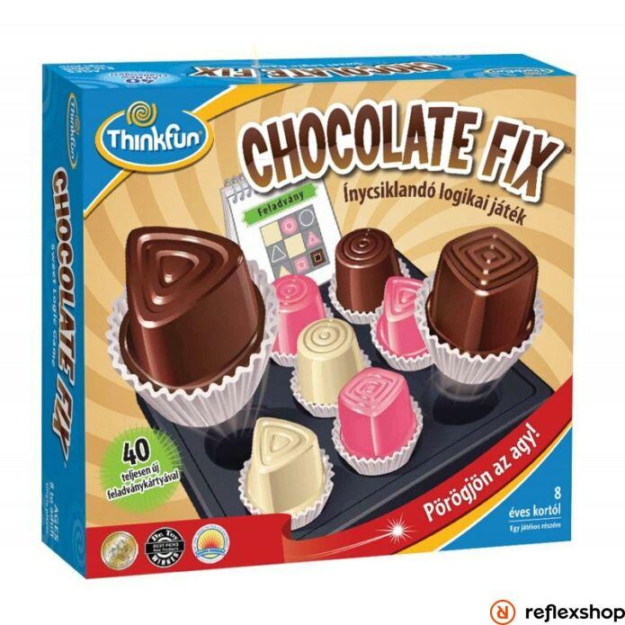 Thinkfun Chocolate Fix társasjáték - magyar kiadás