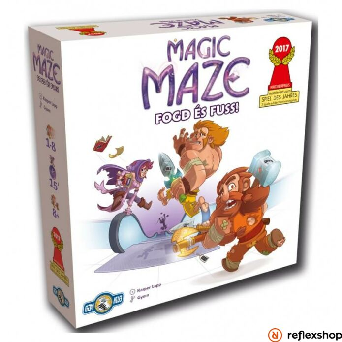 Magic Maze - Fogd és fuss társasjáték