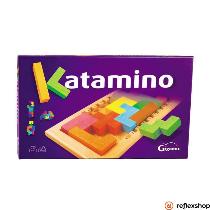 Gigamic Katamino logikai társasjáték