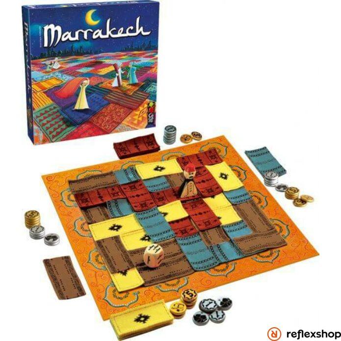 Gigamic Marrakech logikai társasjáték