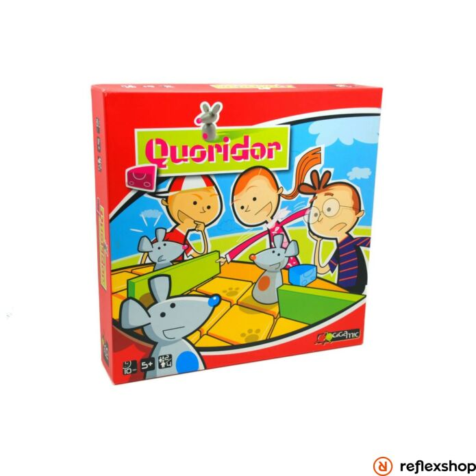 Gigamic Quoridor Kid logikai társasjáték