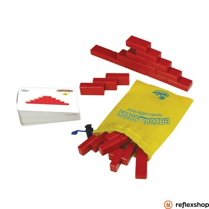 Thinkfun Brick by Brick logikai társasjáték