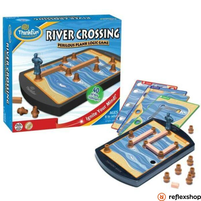 Thinkfun River Crossing társasjáték