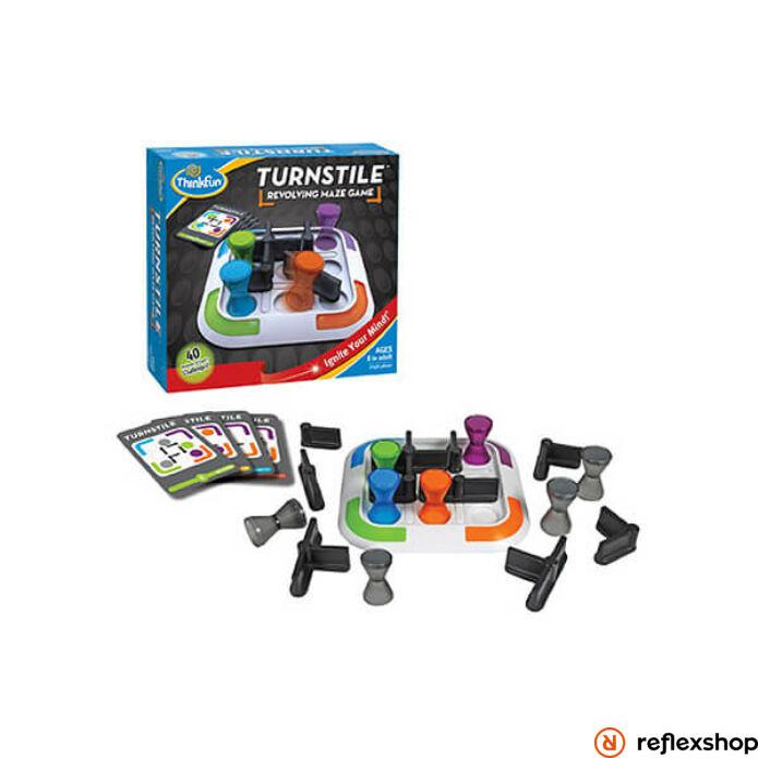 Thinkfun Turnstile - Forgóajtók társasjáték