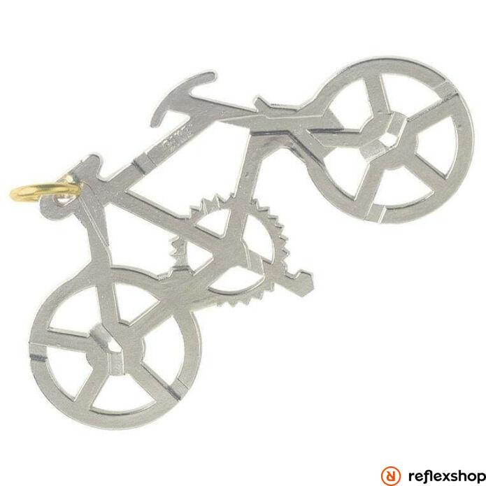 Cast Silver - Bike * ördöglakat