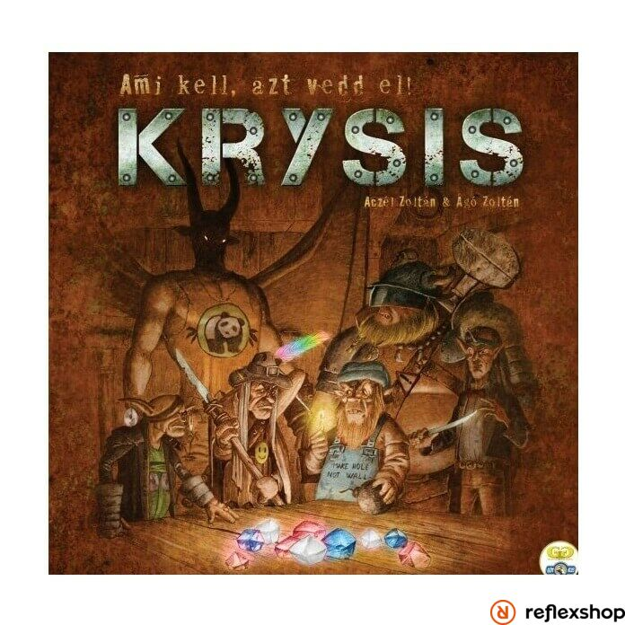 Gémklub Krysis társasjáték