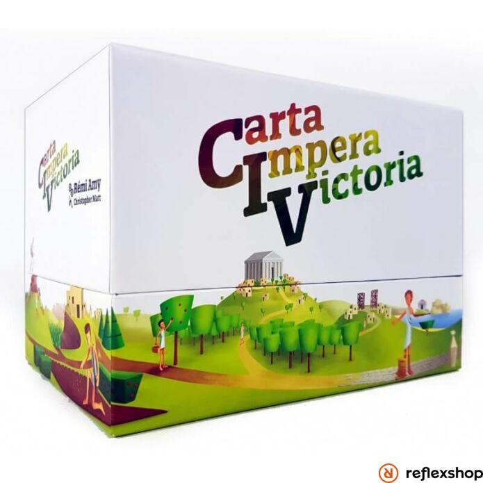 CIV: Carta Impera Victoria társasjáték - Reflexshop