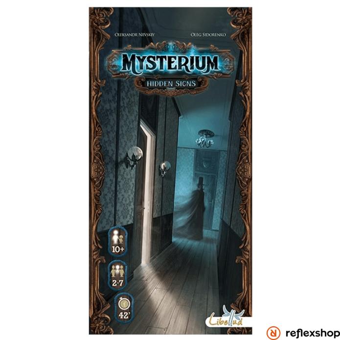 Mysterium társasjáték Hidden Signs angol nyelvű kiegészítő