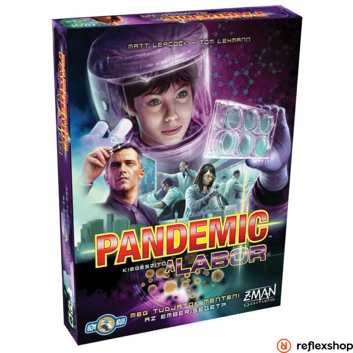 Pandemic: A Labor társasjáték - Reflexshop