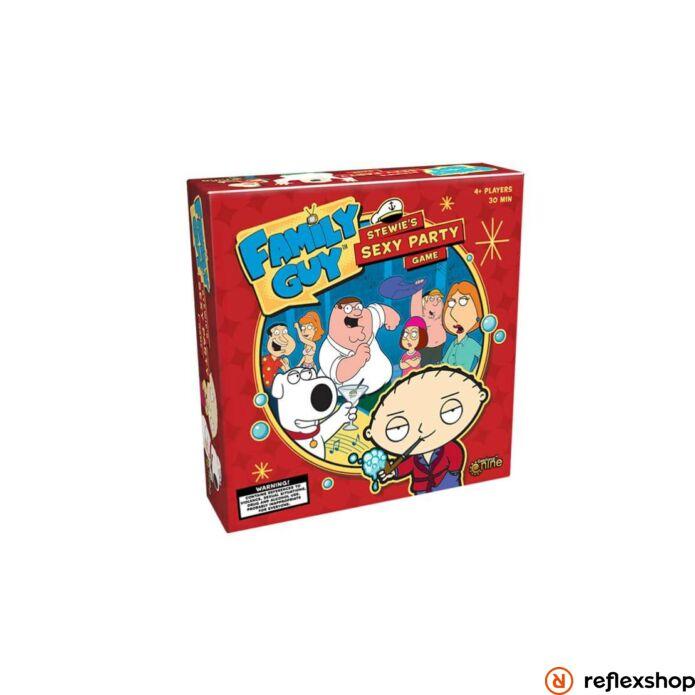 Family Guy Stewie's Sexy parti társasjáték, angol nyelvű